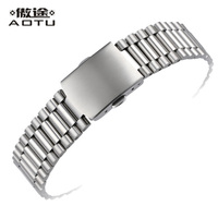 Stainless Steel Watchbands For Tissot 1853 Rolex Longines Men Watches Band Ladies Bracelet Belt Fit For