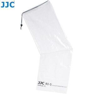 Image 4 - JJC 2PCS 방수 레인 커버 가방 보호대 캐논 EF 24 70mm 1:2.8L USM Nikon SIGMA TAMRON DSLR 카메라