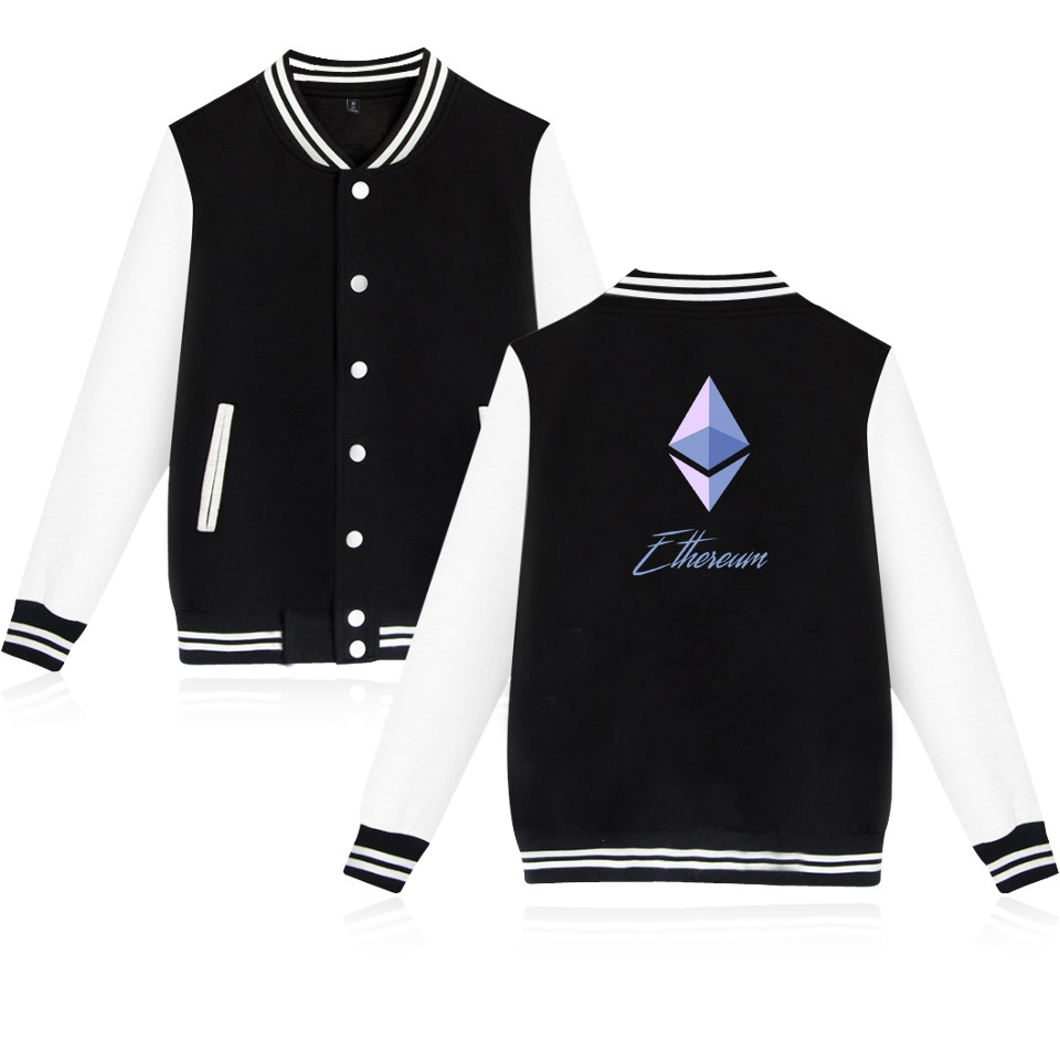 Ethereum Retro Jacket