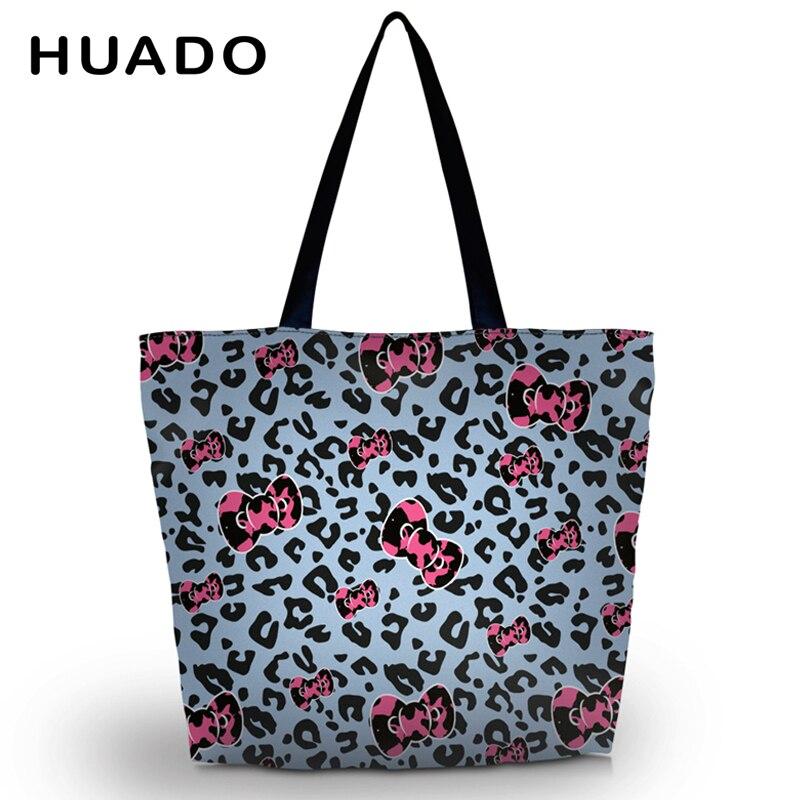 leopard Soft Foldable Women