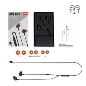 Image 5 - Auriculares con cancelación activa de ruido, intrauditivos con cable USB tipo C, con micrófono, estéreo, ANC, para Huawei, Xiaomi y Samsung
