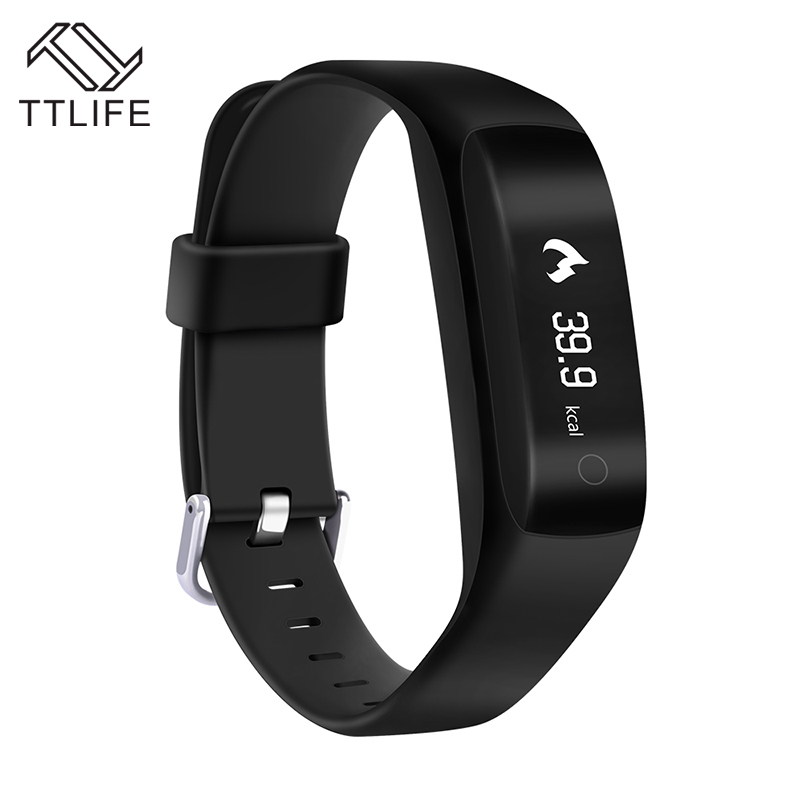 TTLIFE C5 GPS Smart Wristband Bluetooth 4 0 Smart Bracelet Heart Rate Moniter Fitness Tracker Smartband