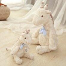 Nooer Cute Giraffe Plush Doll Baby Appease Soft Comfort Giraffe Stuffed Plush Toys Kids Children Girl Christmas Gift Hot Selling