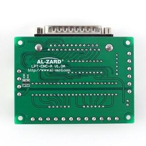 Image 5 - Tabla de Interface CNC, convertidor de aislador óptico, compatible con KCAM4/EMC2/Linuxcnc