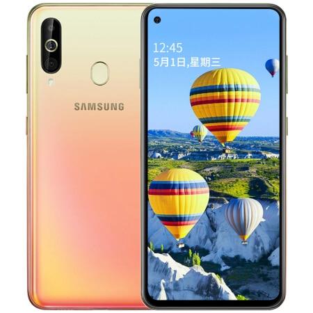 Фото. Samsung Galaxy A60 A6060 LTE мобильный телефон 6,3 дюйм 6G Оперативная память 128 Гб Встроенная