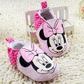 New baby Frist walkers shoes prewalkes infant shoes Footwear 6pairs/lot 0577