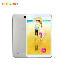 Bobarry 8 pulgadas tablet pc octa core t8 androide tablet pc 4g LTE teléfono móvil ram 4G rom 64G android tablet pc IPS de 8MP