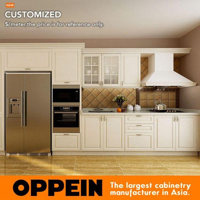 7 días laborables Custom modular Muebles de cocina de diseño op14 ...