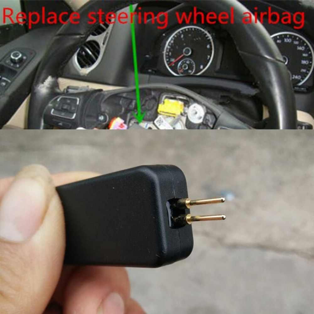 Universal Car Airbag Simulator Emulator Repair Detector Bypass Garage SRS Fault Finding Diagnostic Tool for Car Auto Truck