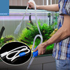 1.8m Aquarium Fish Tank Vacuum Water Change Exchange Siphon Filter Simple Practical New Free shipping
