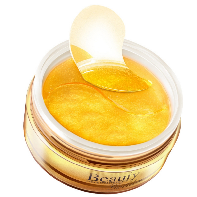 30 Pairs Collagen Gold Eye Mask Spot Patch Dark Circles Moisturizing Whitening Ageless Sleeping Eyes Skin Care In Creams From Beauty Health On