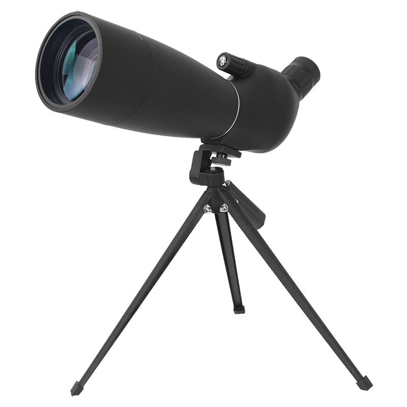 25-75X70 Zoom Spotting Scope with Tripod Long Range Target Shooting Bird Watching Monocular Telescope HD Optical Glass FMC Lens outdoor 20 60x60 zoom monocular telescope spotting scope optical lens with tripod carrying bag for birdwatching hunting dp006