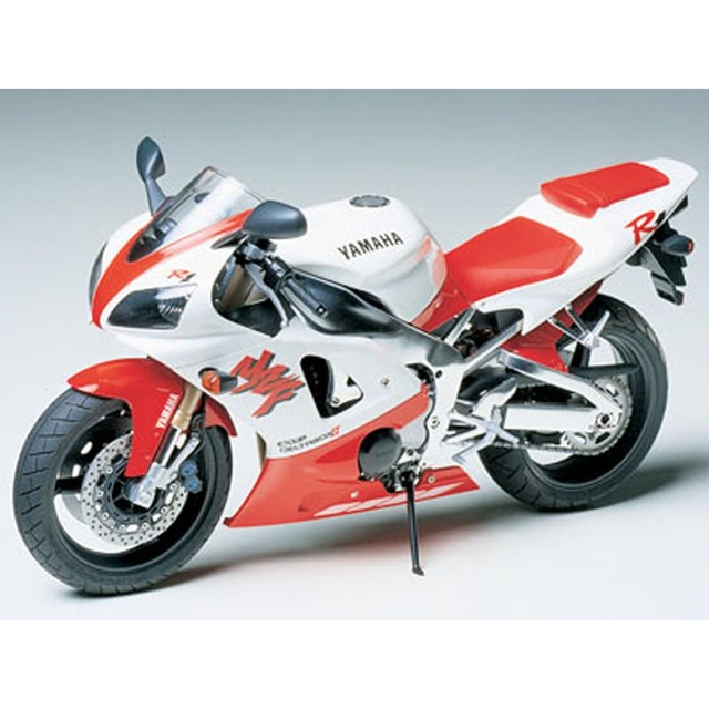 OHS Tamiya 14073 1/12 YZF R1 Scale Assembly Motorcycle Model Building Kits  oh