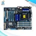 Для Gigabyte GA-X58A-UD3R Оригинальный Б X58A-UD3R Рабочего Материнская Плата Для Intel i7 X58 LGA 1366 DDR3 24 Г SATA3 USB3.0 ATX