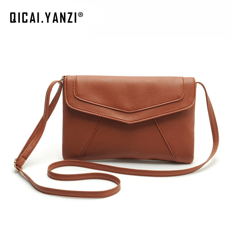 2017 Summer Style Hot Lady Small  Messenger Bags Women Fashion PU Leather Satchel Shoulder Crossbody Bag Handbag Gift N757 lacattura small bag women messenger bags split leather handbag lady tassels chain shoulder bag crossbody for girls summer colors