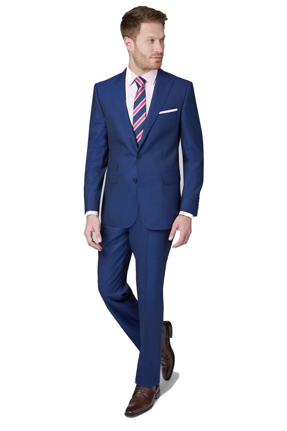 Online Buy Wholesale bright blue suits for men from China bright ...