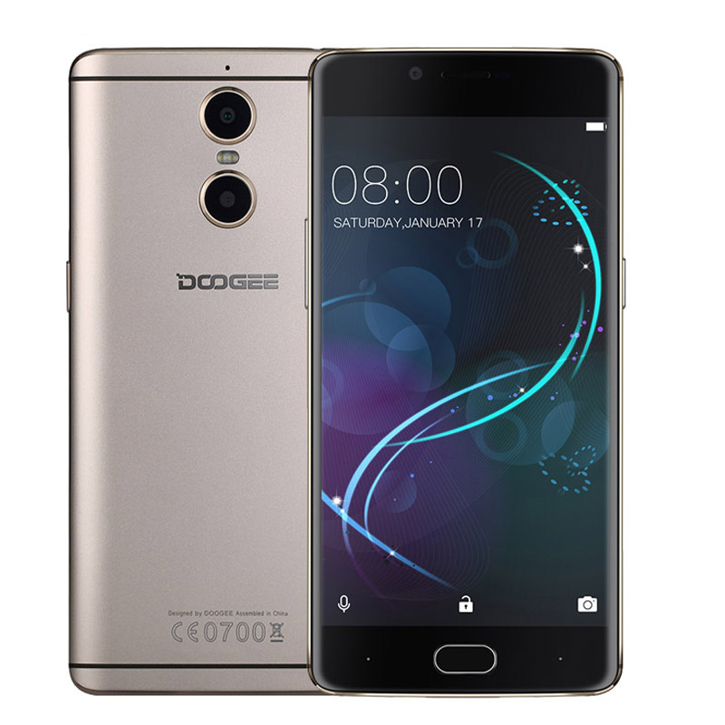 "Original Doogee Shoot 1 MTK6737T Quad Core Android 6.0 Dual Rear Camera 2GB RAM 16GB ROM 13MP 5.5"" FHD 1920x1080P Mobile Phone"