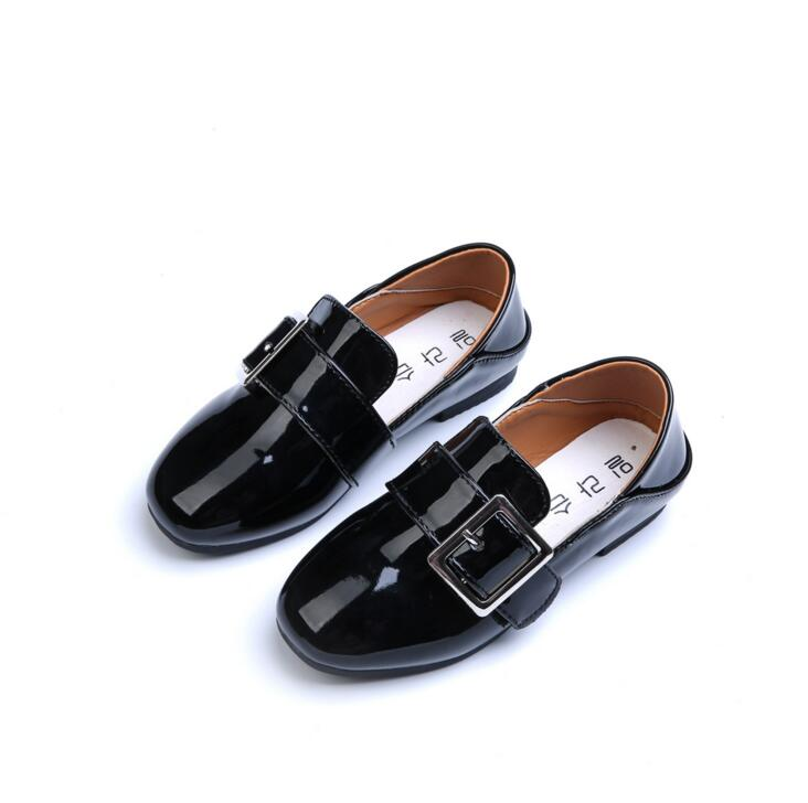 Children casual shoes spring kids brand boys wedding leather shoes girls sports flat Sneakers boat shoes tenis infantil 2017 babaya children canvas shoes girls sneakers boys tenis infantil light casual running sports shoes flat breathable loafer