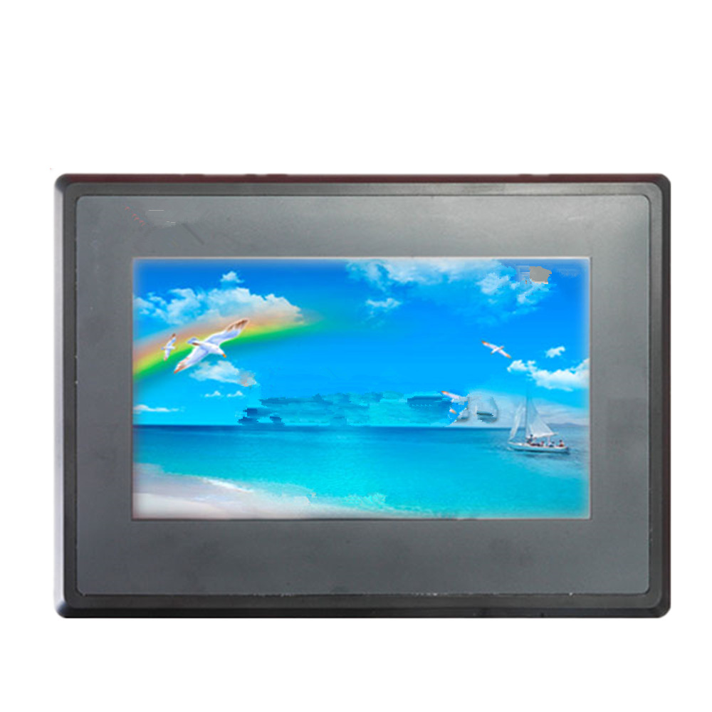 DMT80480T070_18WT 7 inch disco DGUS serial screen touch screen man-machine interface HMI configuration screen 7lb070wq5td01 screen 7 inch che zaiping