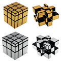 2017 Novo espelho cubo mágico cubo mágico puzzle brinquedo alienígena leugth profissional freeshipping
