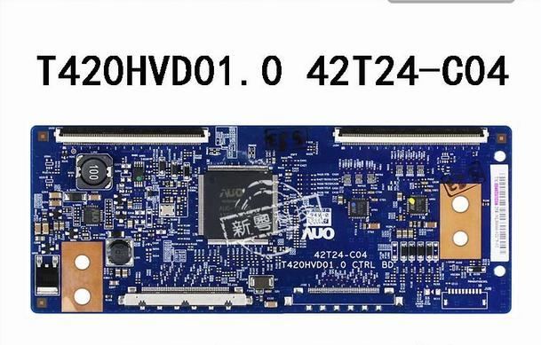 T-COn T420HVD01.0 42T24-C04 logic   board FOR SCREEN LED46A900