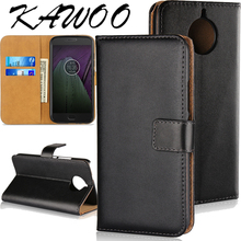 For Motorola Moto Z Capa Flip Magetic Genuine Leather Wallet Card Slots Case Cover G5S Plus G4 Play Coque
