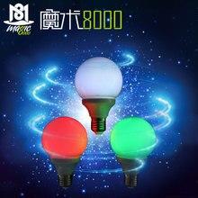 Волшебная лампа управляемая лампочка для использования с магнитом кольцо Волшебная Магическая Иллюзия трюки игрушка
