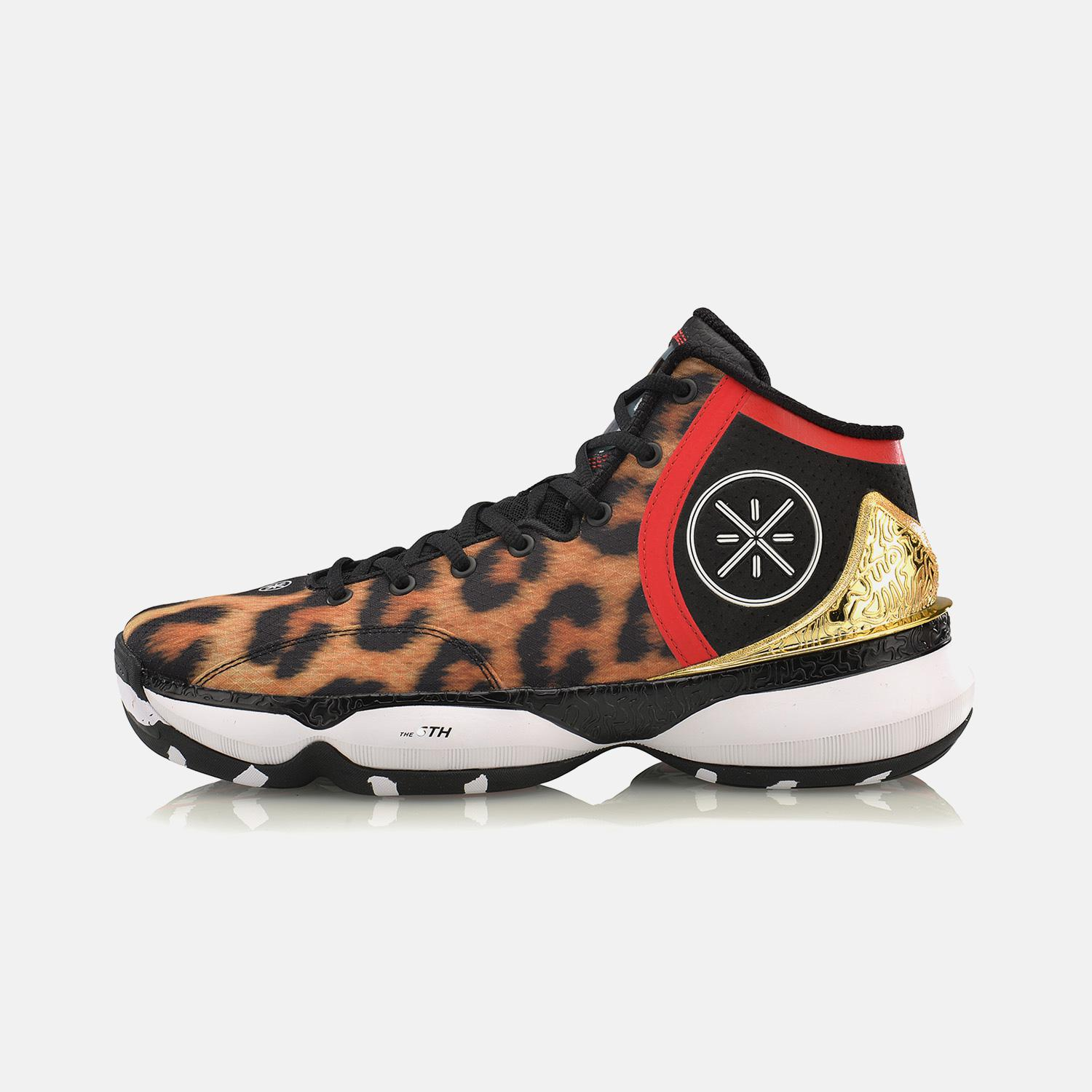 The New Basketball Shoes Sixth Man Ii Wade Shock Boots Mens Sports Shoes Wrapped In Summer ninteen sixth eight