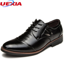 UEXIA New Formal Office Business font b Shoes b font font b Men b font Pointed