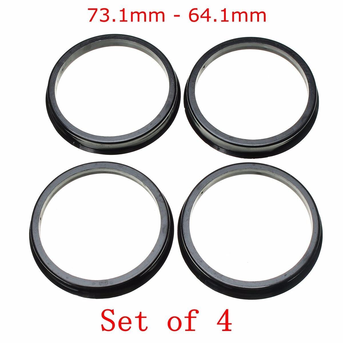 car-wheel-bore-center-collar-hub-centric-ring-731-641mm-for-honda-black-plastic-set-of-4-rings