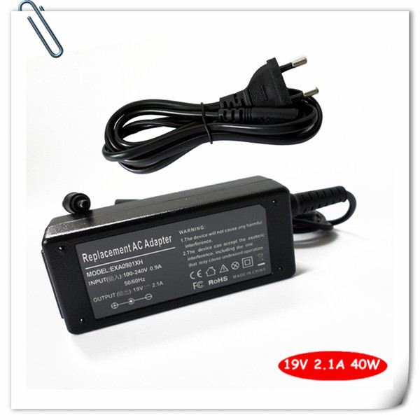 AC ADAPTER Charger POWER SUPPLY Cord For SAMSUNG Series 9 CHROMEBOOK XE500C21-H01US Series 5 Chromebook 3G Notebook
