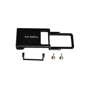 Image 2 - Адаптер крепления переключателя для Gopro7 6 5 4 3 3 + xiaoyi для dji Osmo Mobile Zhiyun Z1 Smooth C R 2 II аксессуары для камеры gimbal
