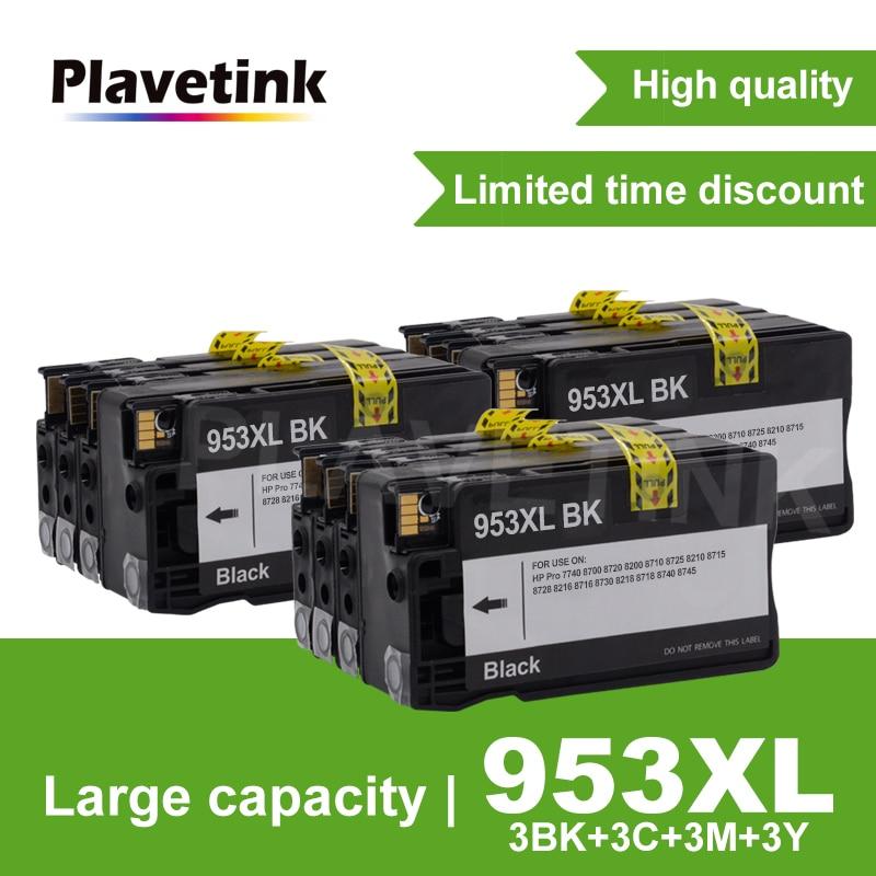 Совместимый картридж с чернилами для hp 903 907 903XL 907XL полный картридж для OfficeJet 6950 6960 6961 6963 6964 6965 6970 6975 принтер