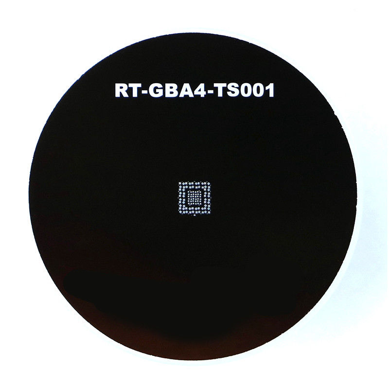 Diameter 25 mm Optical Resolving Power Test Target Board Lens USAF Thickness 2.3 mm 25-100lp/mm for Microscope Lens Instrument