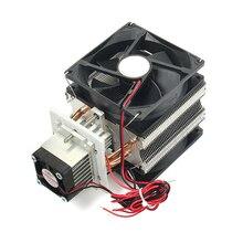 HOT-12V 6A DIY Электронный полупроводниковый холодильник радиатора охлаждения оборудования