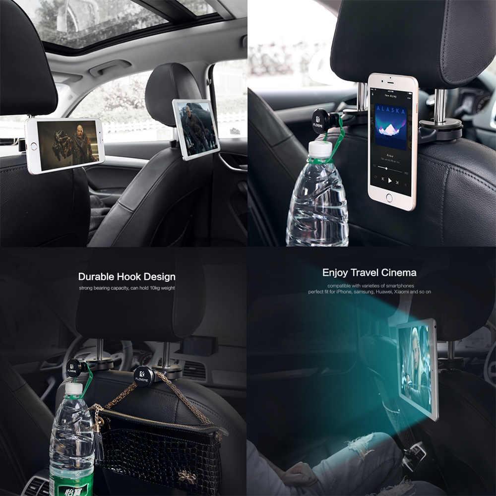 FLOVEME универсальный планшет автомобильный держатель для IPad Air 1 2 Pro 10,5 9,7 держатель для планшета в автомобиле для планшета Samsung Xiaomi АКСЕССУАРЫ
