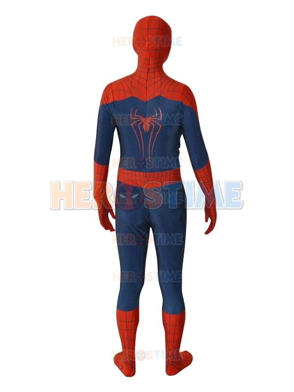 3D Spiderman Superhero զգեստները ամենատարածված - Կարնավալային հագուստները - Լուսանկար 3