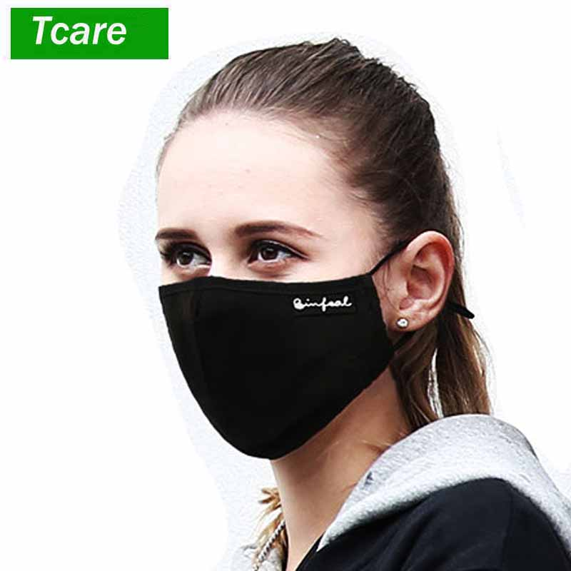 1pcs Dust Mask Activated Carbon Filter Insert Anti Dust Pollution Cotton Face Mouth Mask Pm2.5 Mask Exhaust Gas,pollen Allergy Personal Health Care