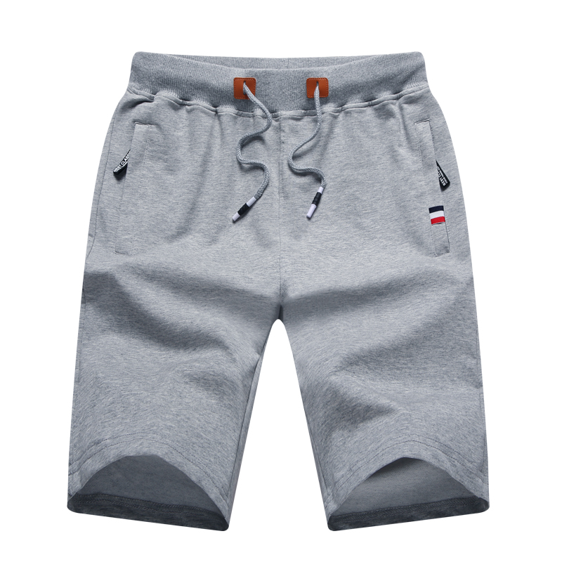 Shorts men Summer Cotton Shorts Men Fashion Boardshorts Breathable Male Casual Shorts Mens Short Bermuda Beach Short Pants Hot 9 7