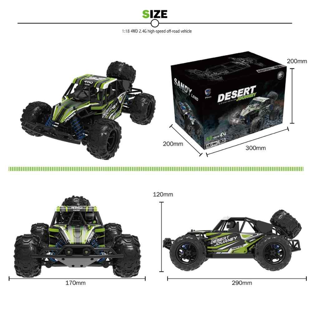 Auto Rc Drift Hsp Electric Wheel Off Road Remote Control Car 1 18 Rock Crawler