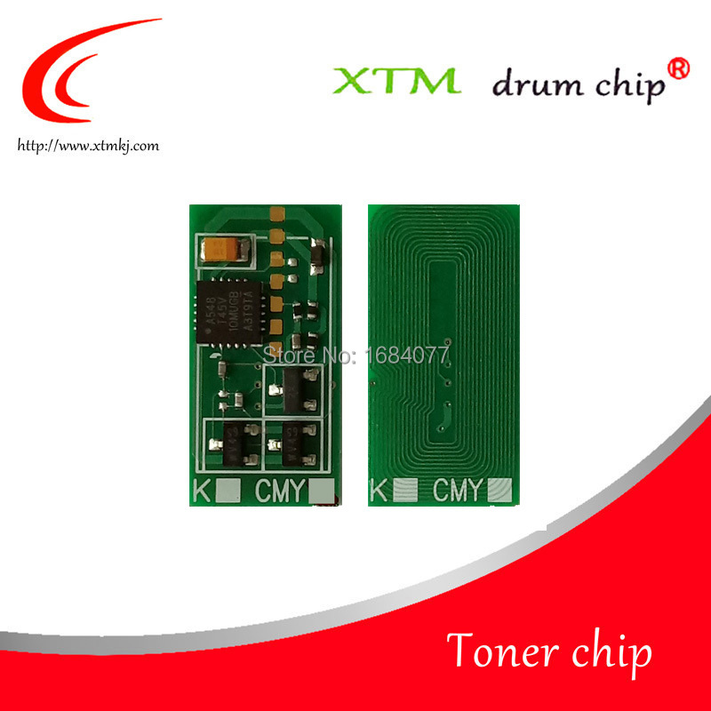 40X Toner chip 406687 for Ricoh SP5200 SP5210 cartridge chip SP 5200 SP 5210 25K