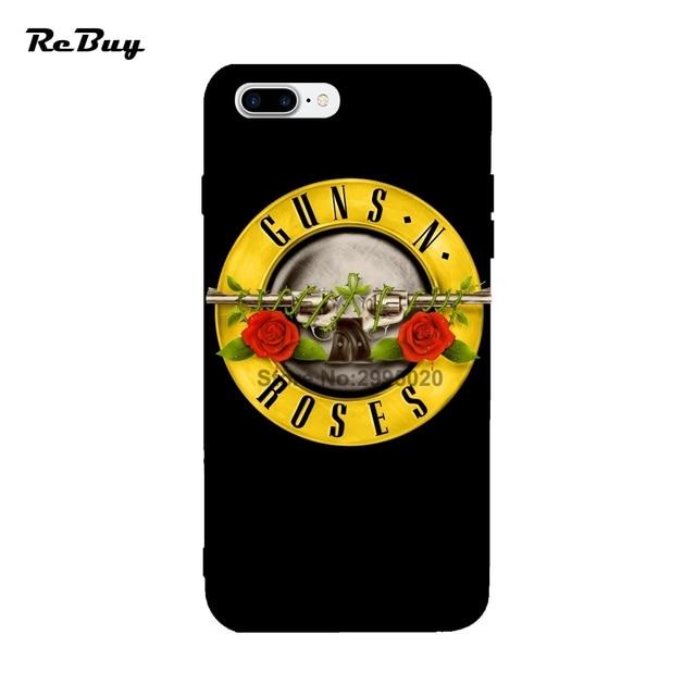 carcasa iphone 7 guns n roses
