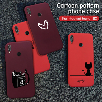 Soft TPU Pattern Phone Case For Huawei 1