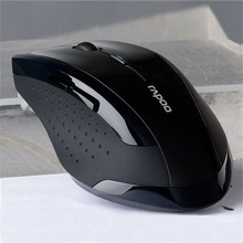 Mosunx Avançada Do Jogo Do Rato 2.4 GHz Mouse Sem Fio mouse de computador Rato Para Tablet Laptop Comuter 1 pc