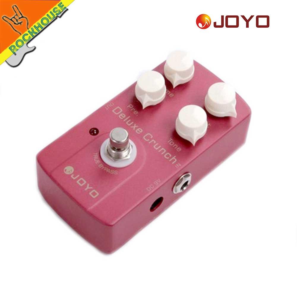 JOYO Classic Tube Distortion Guitar Pedal de efectos Crunch - Instrumentos musicales - foto 5