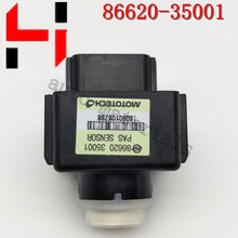 1pcs Brand New Black Car Reversing Radar Ultrasonic Parking Sensor For Hyundai /Kia 86620 35001 86620-35001Hyundai Tucson IX35