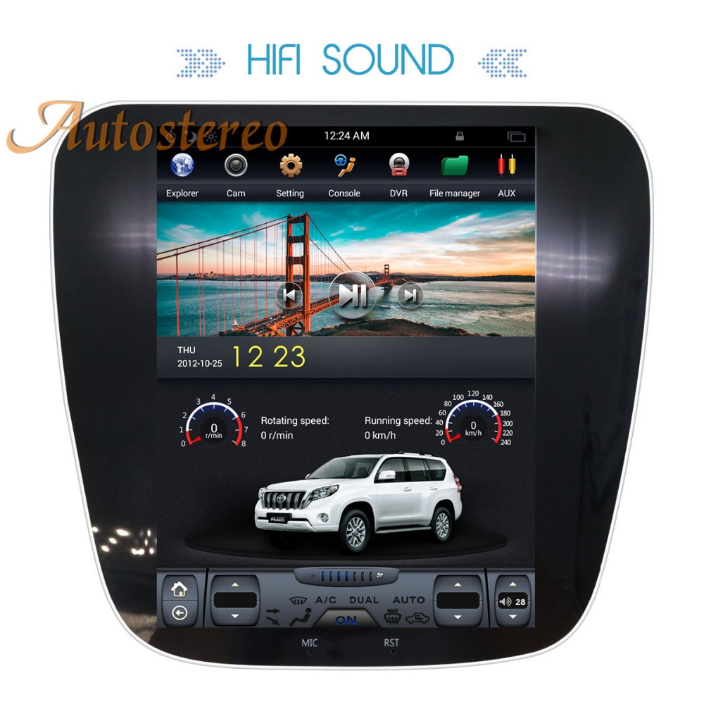 US $533 19 14% OFF|Android Tesla style Car No DVD Player GPS Navigation For  Chevrolet Malibu 2015 2016 2017 2018 Spilt stereo headunit multimedia-in