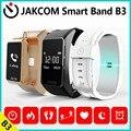 Jakcom b3 banda inteligente nuevo producto de seguidores como reloj en marcha de la actividad inteligente bloototh mini gps