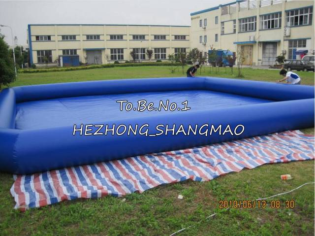 Inflatable Pool,Ball Pool,Swimming Pool,Can Be Any Size Include Blower 16.5*26.0FT(5*8M)