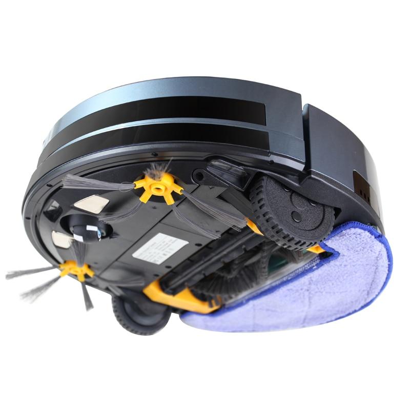 LIECTROUX X5S Ռոբոտ փոշեկուլ, WIFI APP - Կենցաղային տեխնիկա - Լուսանկար 6